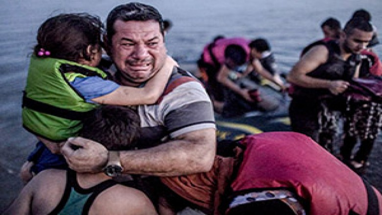 refugees and asylum seekers Are those people fleeing syria for europe refugees, asylum seekers or are they committing acts of illegal migration.