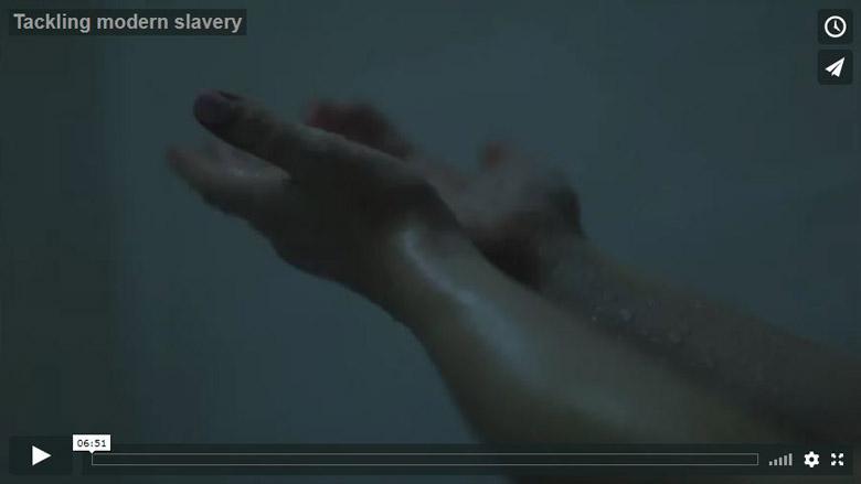 Tackling modern slavery