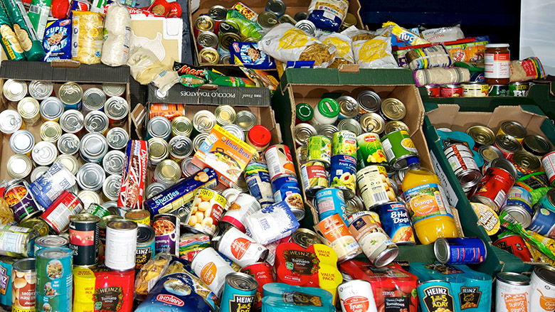 Foodbank referrals are still rising, and it's time for the powerful to pay attention
