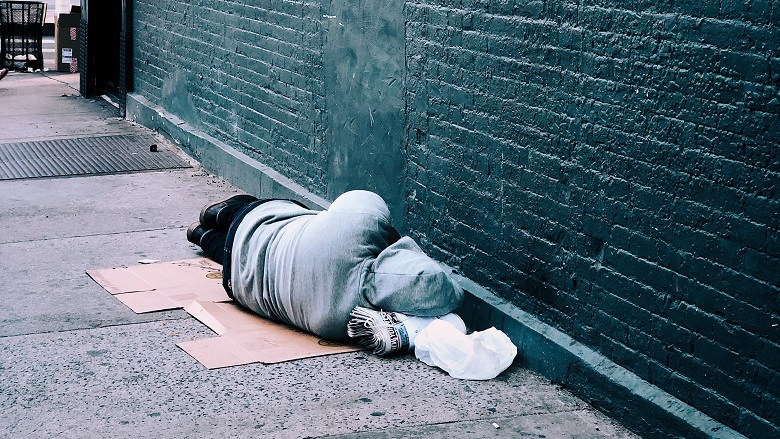 Homeless this winter?