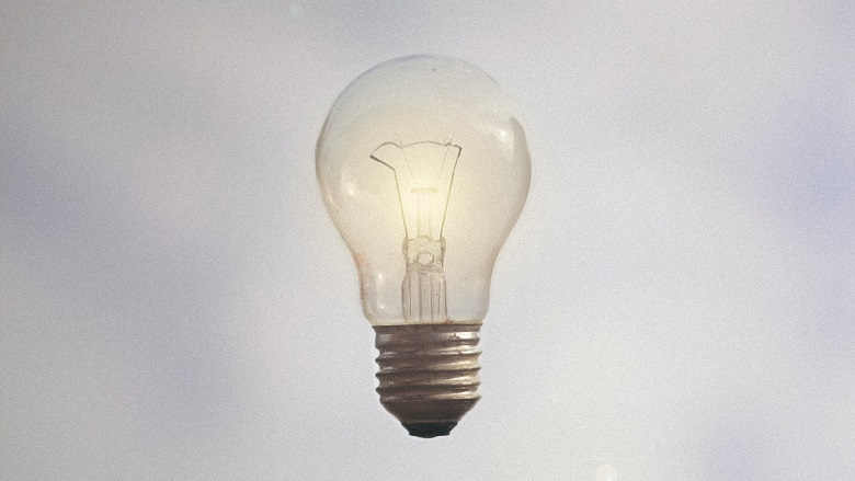 A lightbulb moment