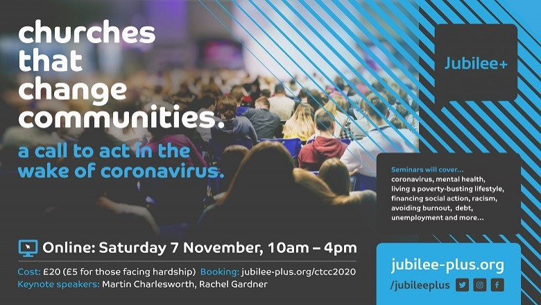 Coming soon: Churches that Change Communities 2020