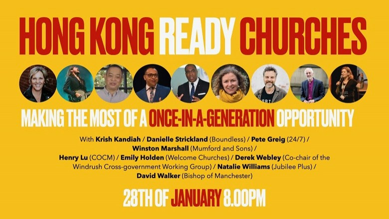 Hong Kong Ready Churches