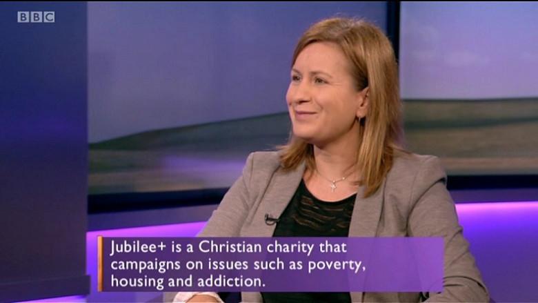 Jubilee+ speaks about UC on Sunday Politics