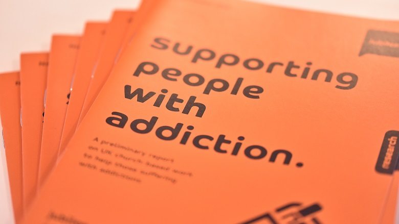 Addiction research published
