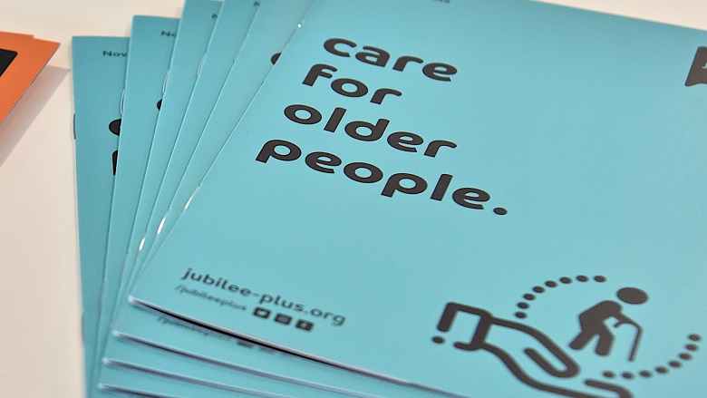 New resource: Care for older people