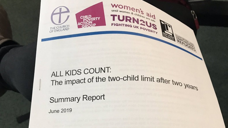 'All Kids Count' report launch